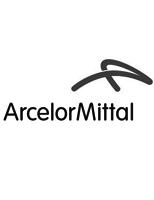 Logo de la société Arcelor Mittal