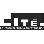 Logo de la Cité de l'Architecture et du Patrimoine