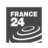 Logo de la chaîne France 24