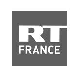 Logo de RT France