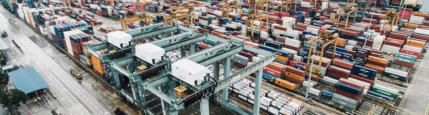 Exemple de solution logistique proposé par la société Idem