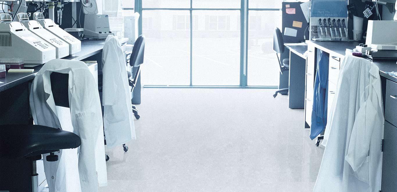 Laboratoire en milieu hospitalier