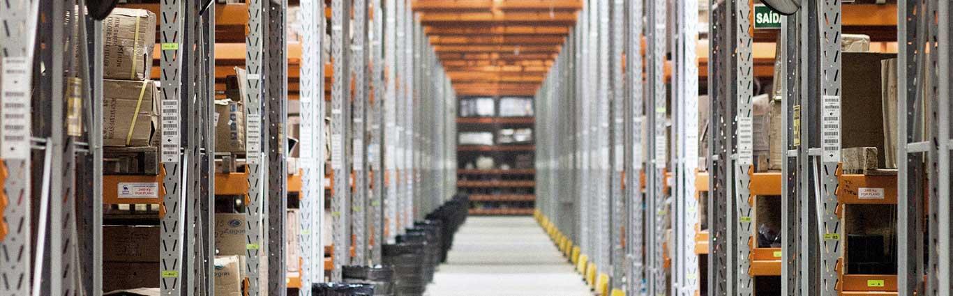 Solutions de gestion de stock et de WMS
