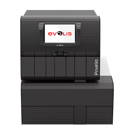 Evolis imprimante privelio xt