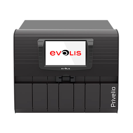 Evolis imprimante privelio