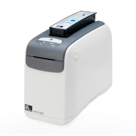 Zebra imprimante de bracelets hc100