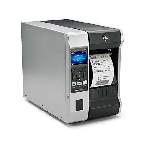 Zebra imprimante industrielle rfid zt610