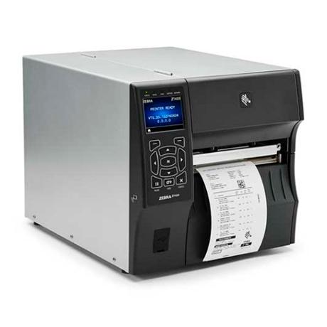 Zebra imprimante industrielle zt410 rfid