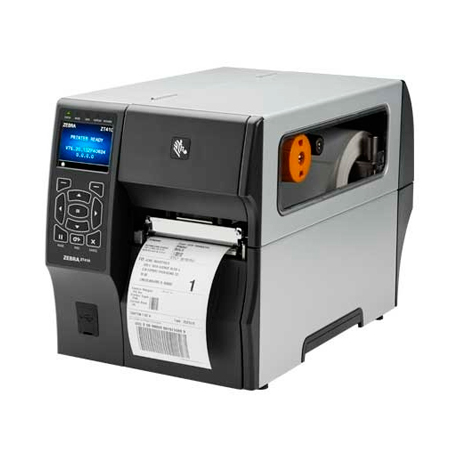Zebra imprimante industrielle zt410