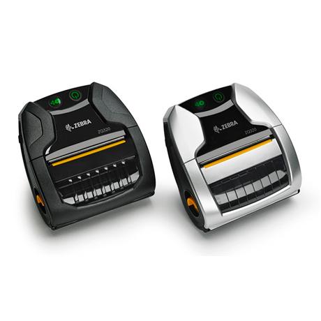 Zebra imprimante mobile pour recus et etiquettes zq310 zq320
