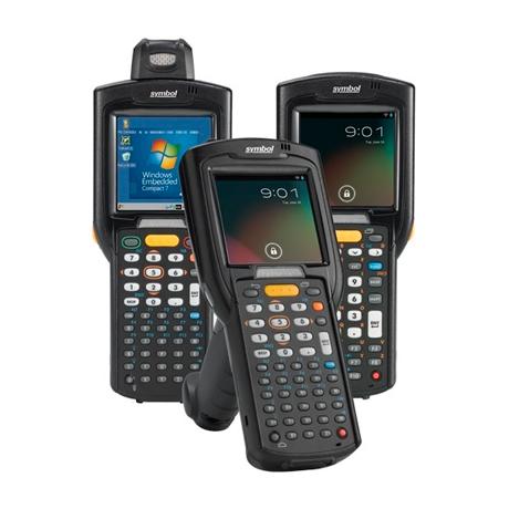 Zebra terminal mobile mc3200