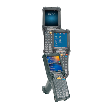 Zebra terminal mobile mc9200