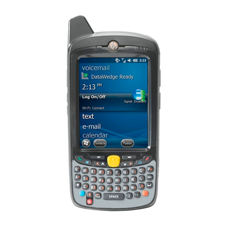 Zebra terminaux mobiles serie mc67