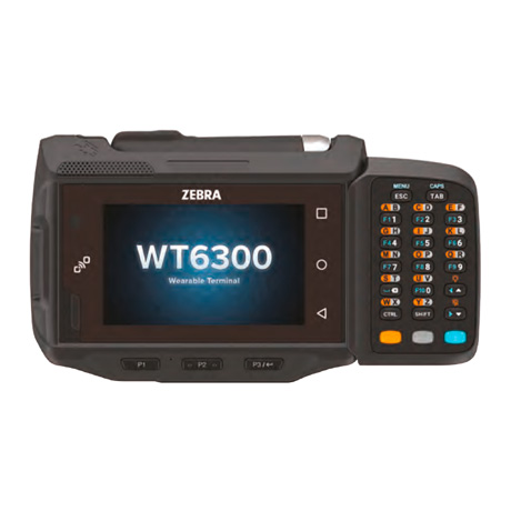 Zebra ordinateur portatif wt6300